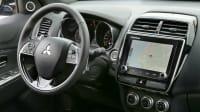 Mitsubishi ASX Cockpit