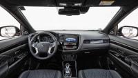 Mitsubishi Outlander PHEV Hybrid Cockpit