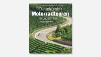 Motorradbuch Die schönsten Motorradtouren