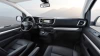 Cockpit eines Opel Zafira
