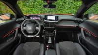 Cockpit des Peugeot 2008
