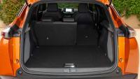 Kofferraum des Peugeot 2008