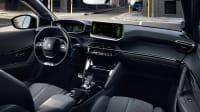 Cockpit des Peugeot e 208