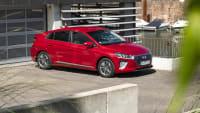Das Plugin-Hybrid-Modell Hyundai Ioniq