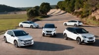 Die Plug-in-Hybrid-Modelle von Peugeot