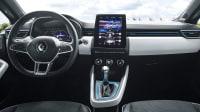 Cockpit des Renault Clio