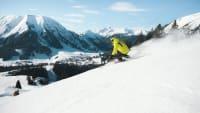 Skifahren in Berwang