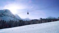 Gondel von Grindelwald nach Männlichen