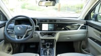 Cockpit des SsangYong Korando