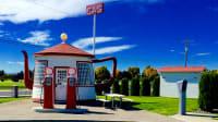 Teapot Dome Service Station in Zillah, Washington