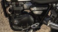 der Motor der Triumph Scrambler 1200 XE