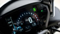 Triumph Speed Triple RS Display