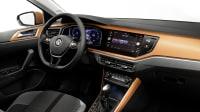 VW Polo TGI Armaturenbrett