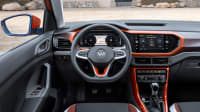 Cockpit eines VW T-Cross