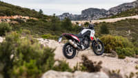 Yamaha Tenere 700 Modell 2019 stehend