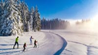 Skilanglauf im Schwarzwald auf der Thurnerspur