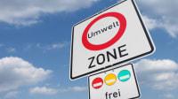 Verkehrsschild Umweltzone