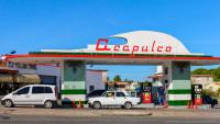 Acapulco Gas Station in Havanna