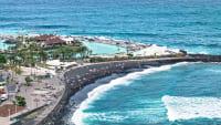 Wasserpark Costa Martianez auf Teneriffa