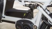 Akku eines E-Lastenrads