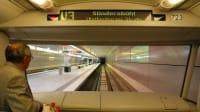 vollautomatische U-Bahn in Nürnberg