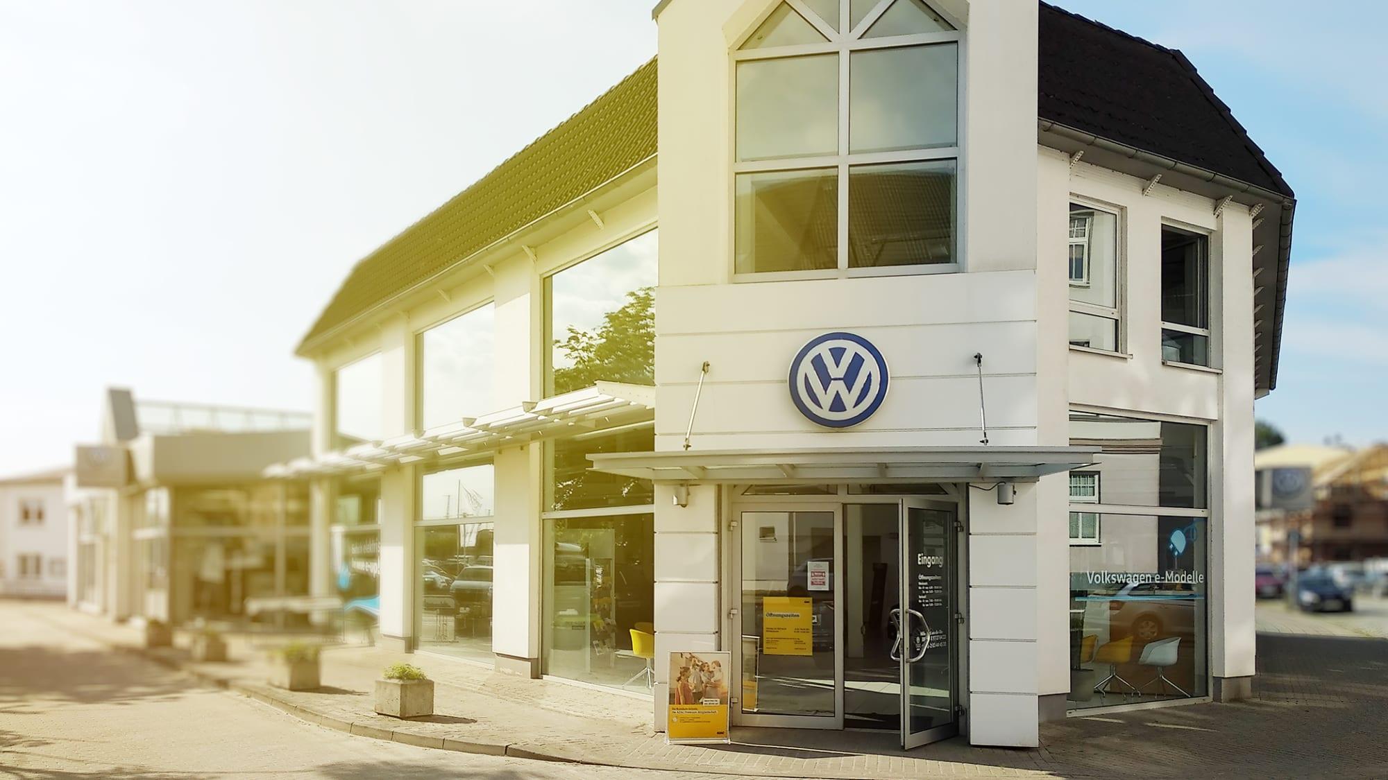 Außenansicht ADAC Geschäftsstelle Stralsund