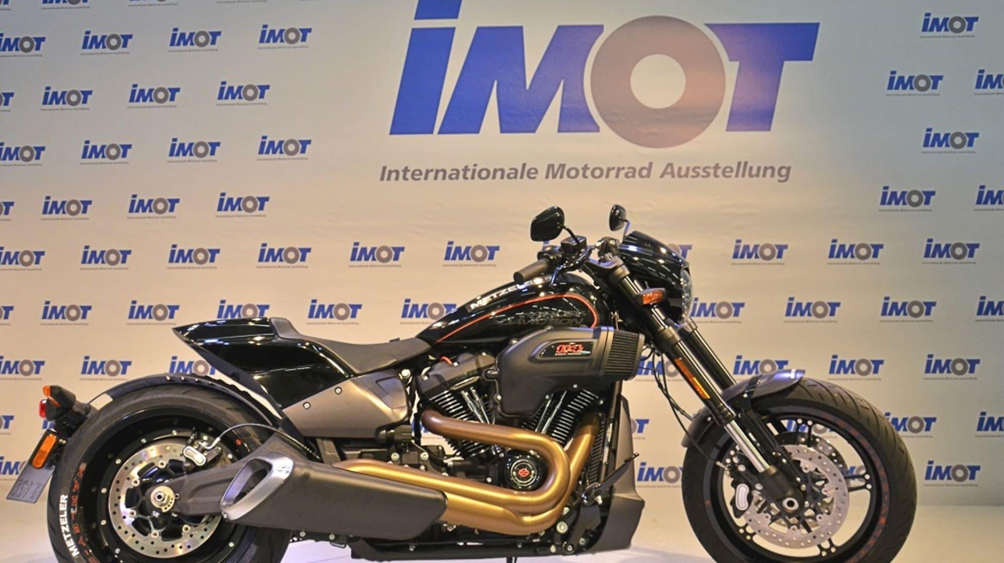 Motorradausstellung München