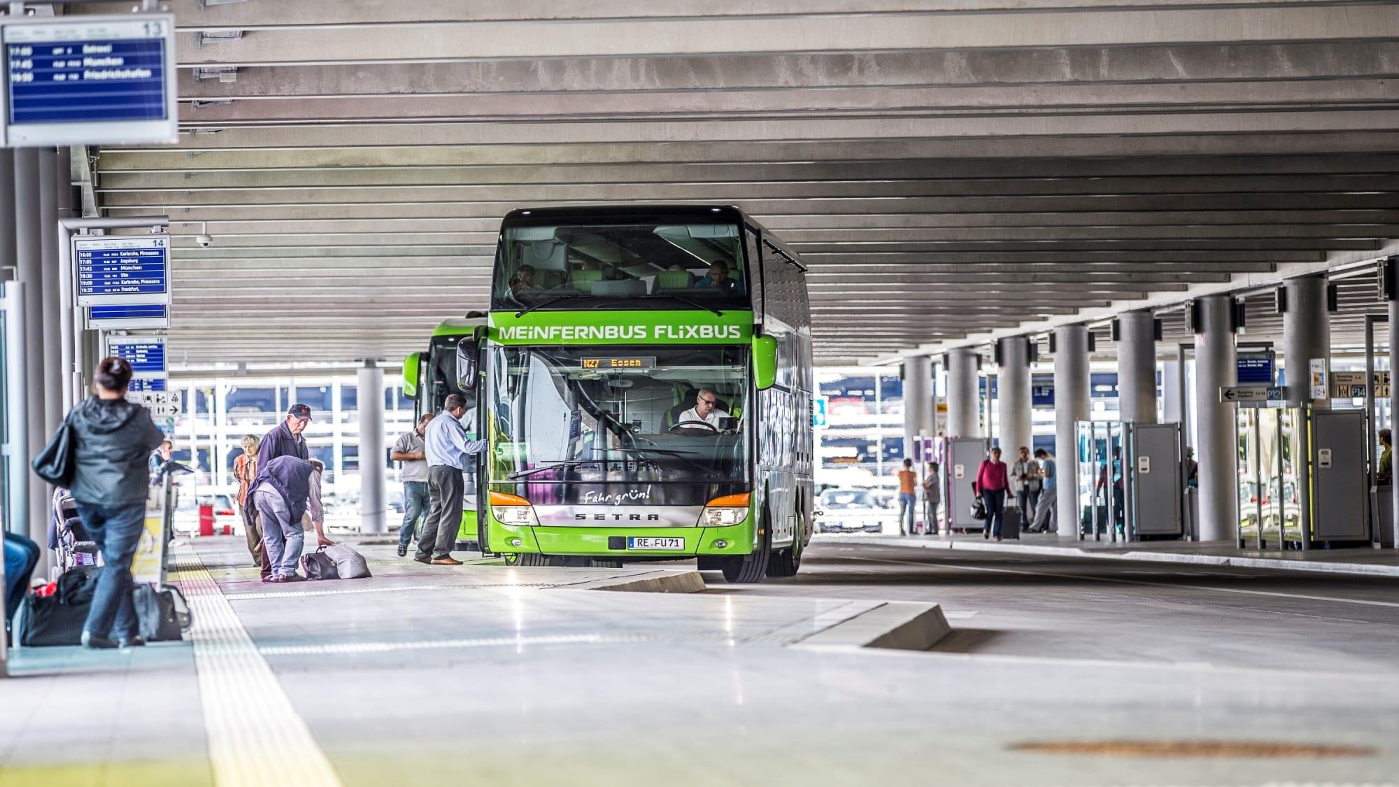 Fernbusbahnhof Stuttgart