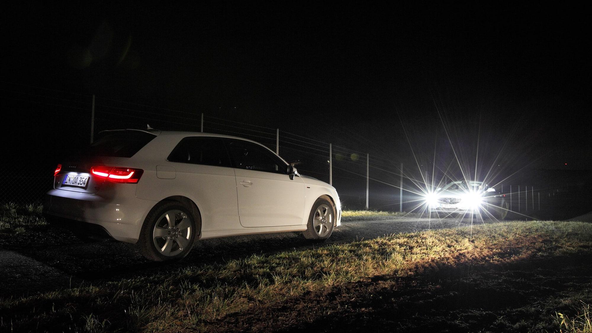 ADAC-Test Lichtsysteme