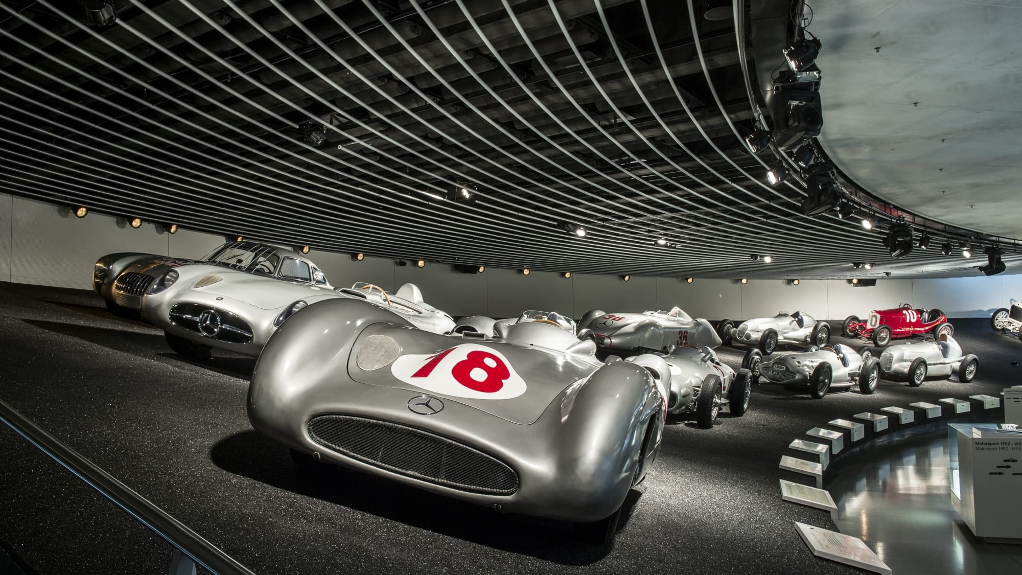 Automuseum Mecedes