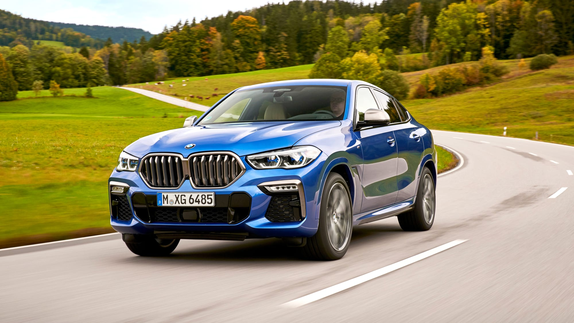 BMW X6-SUV Power and Presence