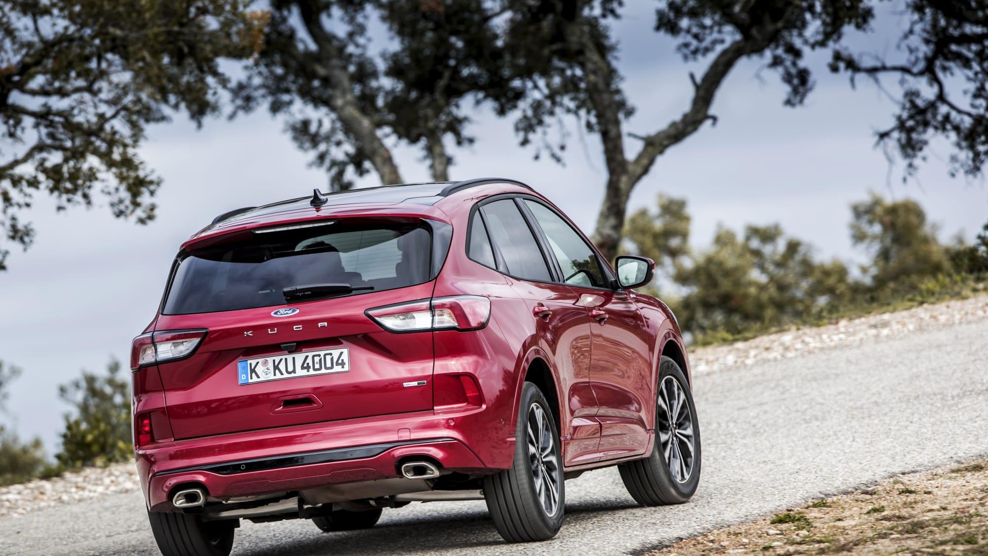 Neuer Ford Kuga 2020 Testfahrt Infos Daten Hybrid Adac