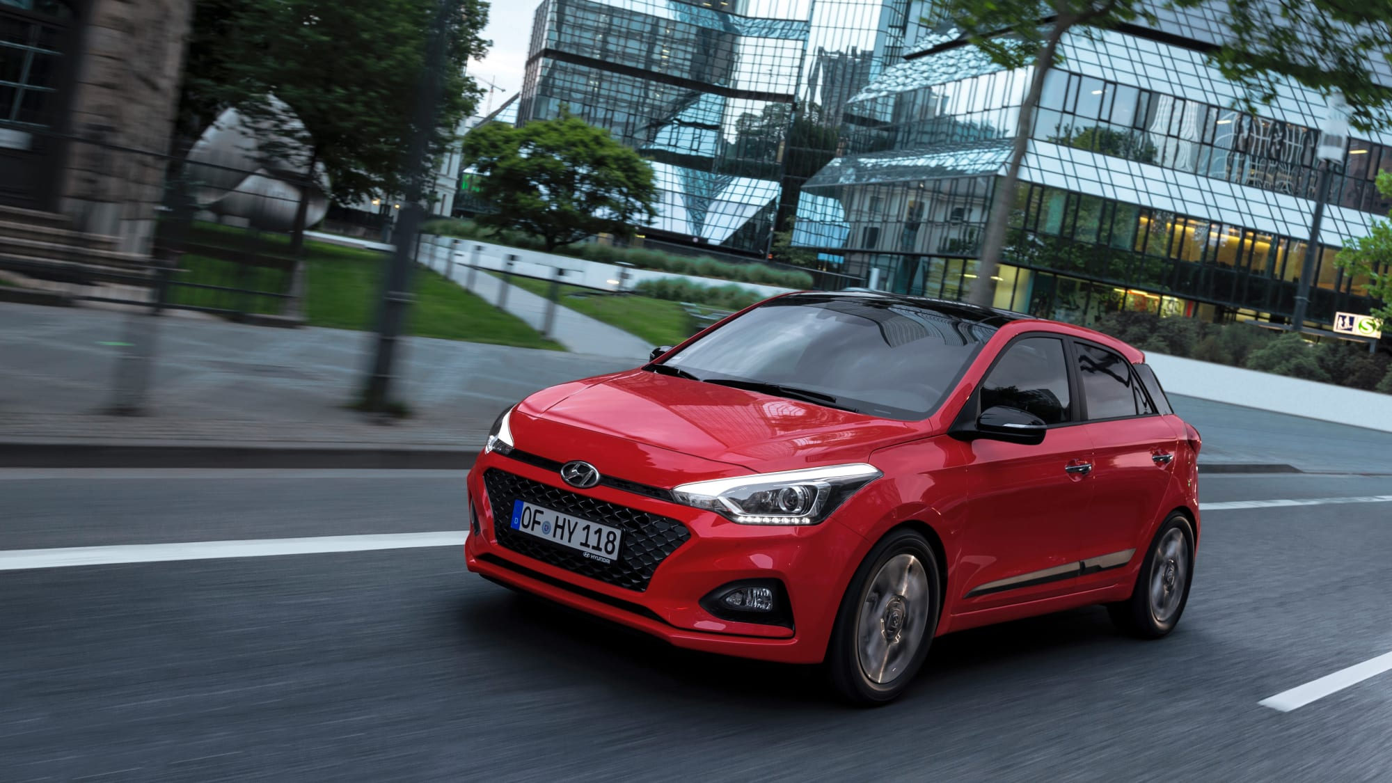 Hyundai I20 Polo Konkurrent Im Test Adac 2019