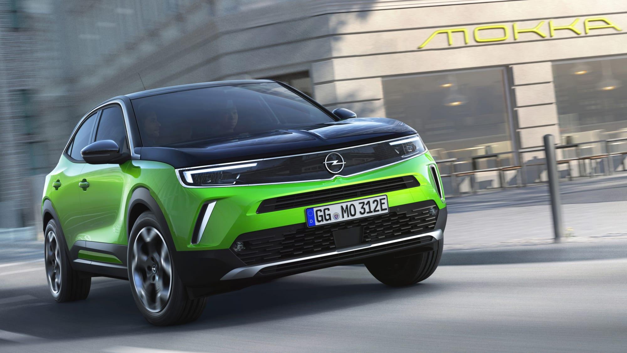 Forschung neu Opel Elektroauto 2021