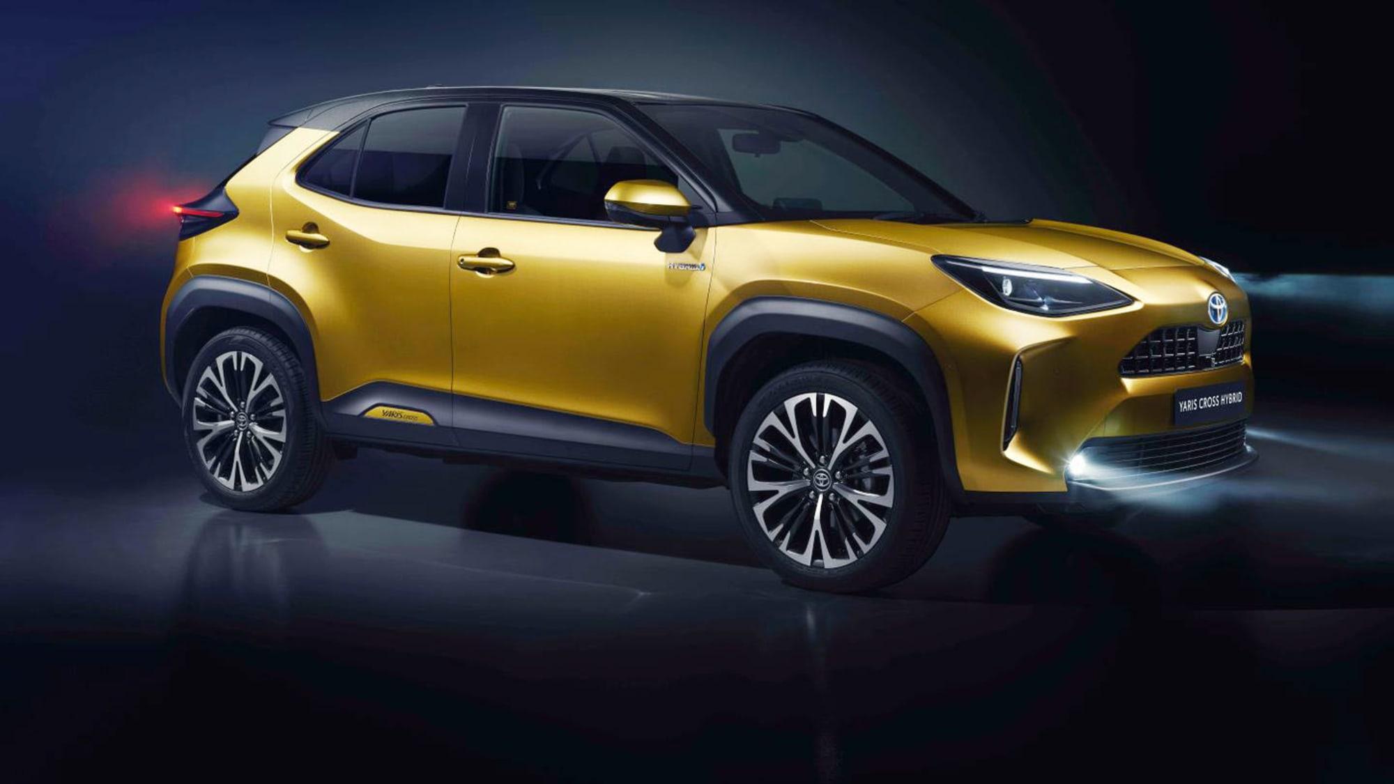 Der neue Toyota Yaris Cross 2020