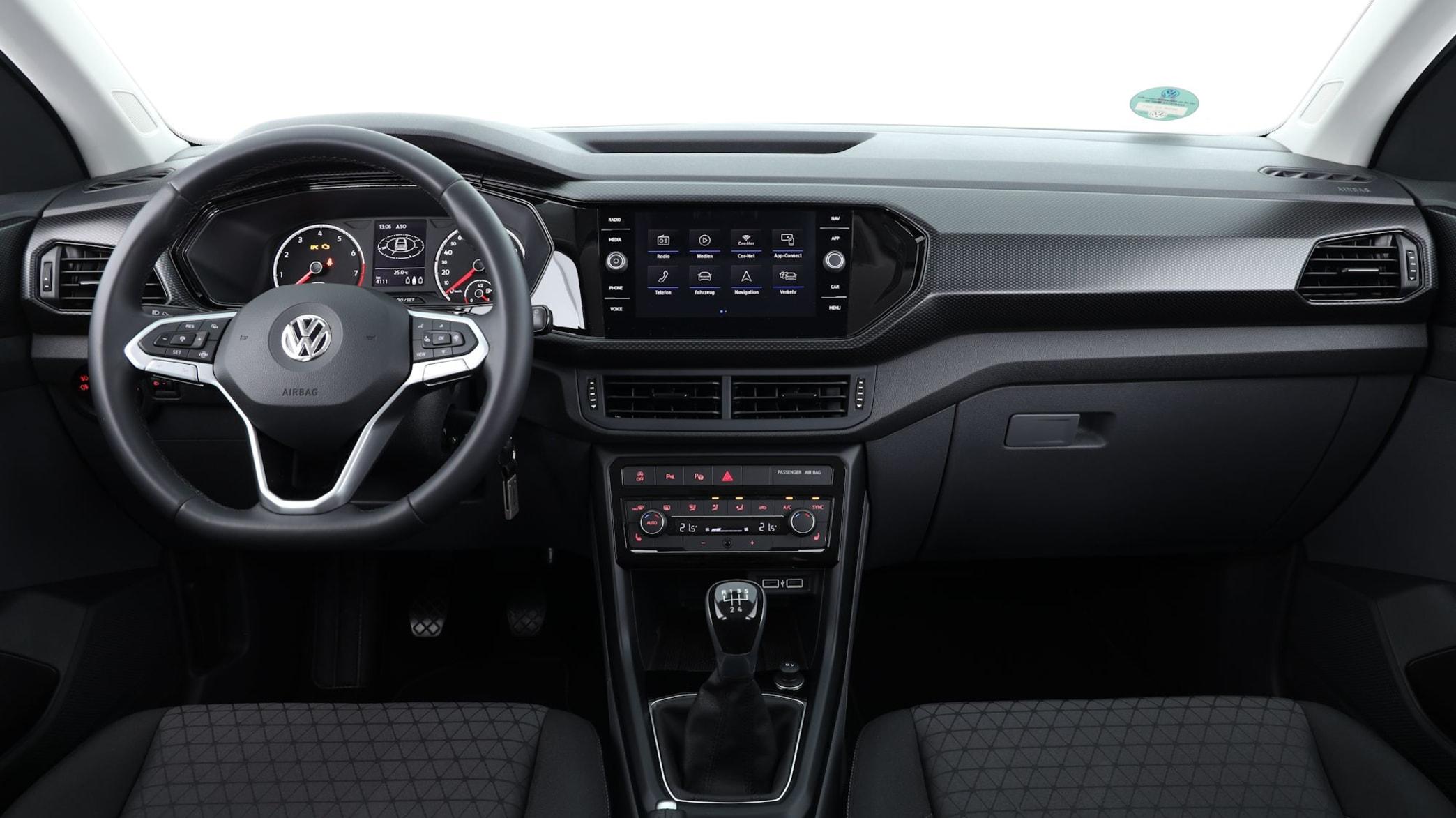 Das Cockpit des Seat Arona