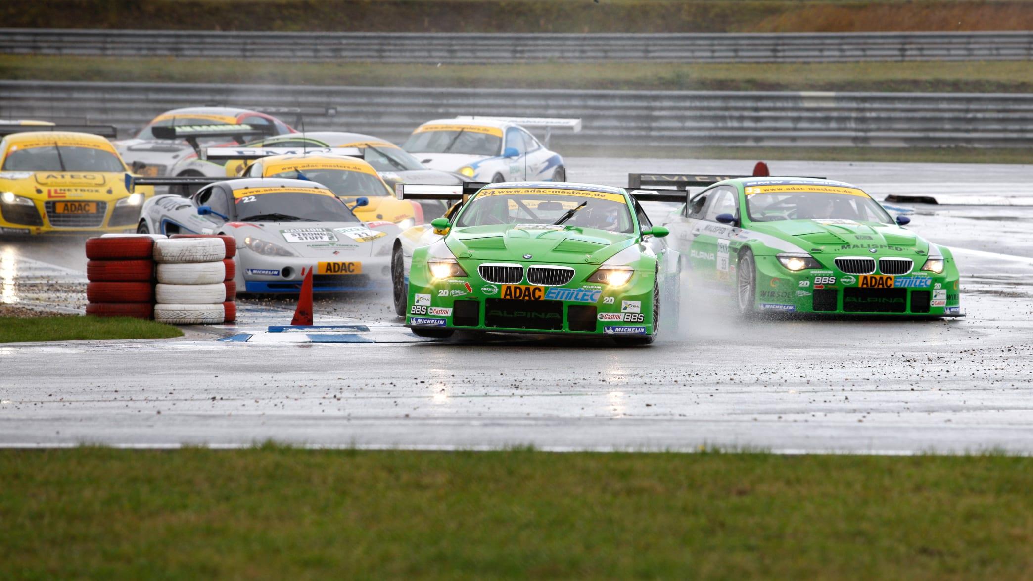 ADAC GT Masters Rennen
