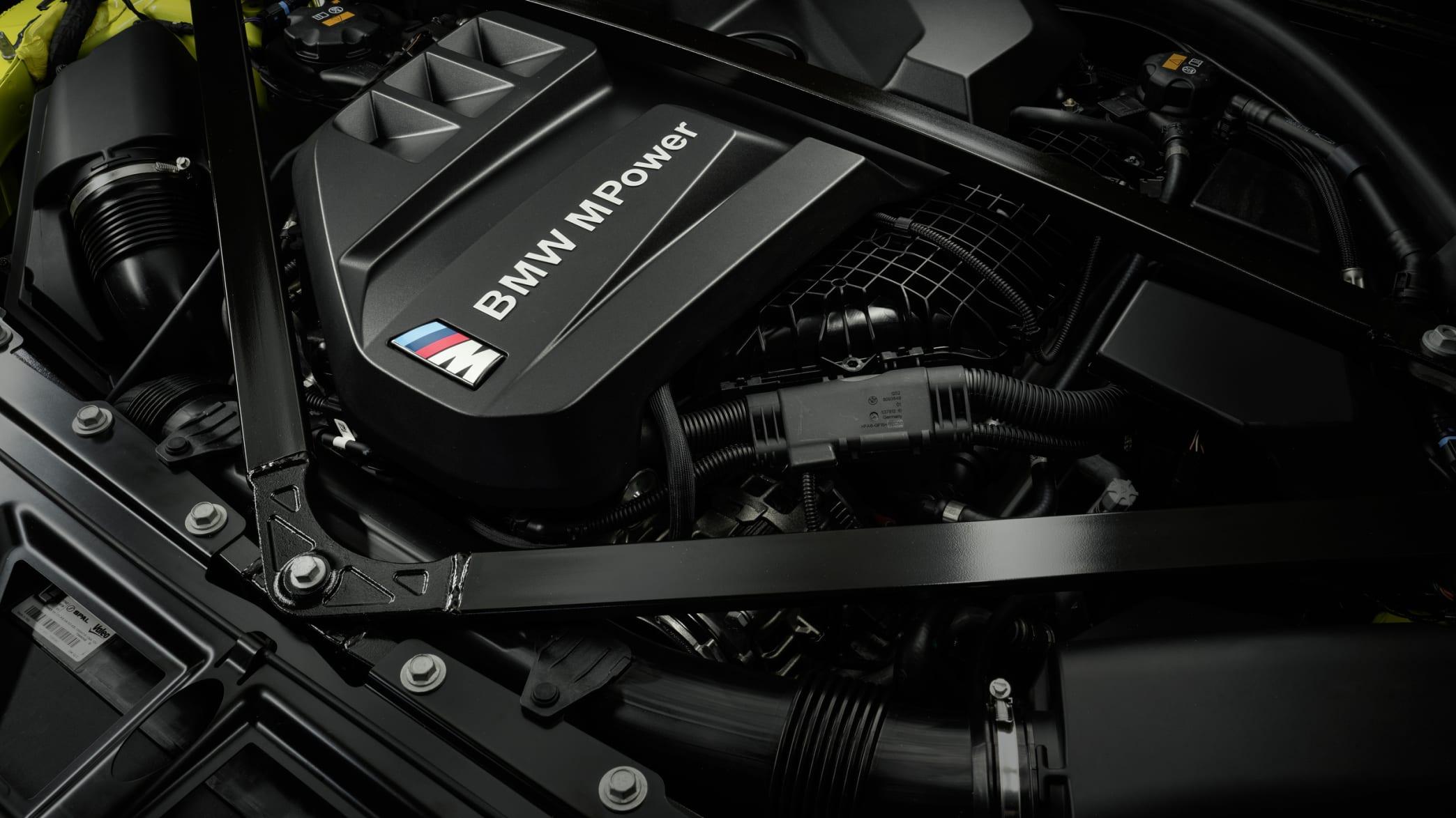 BMW M4 Motor