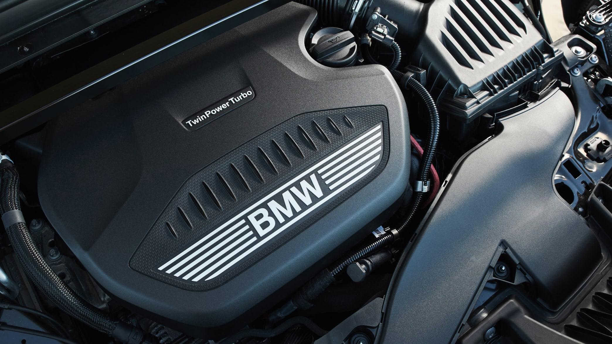 Motor eines BMW X2