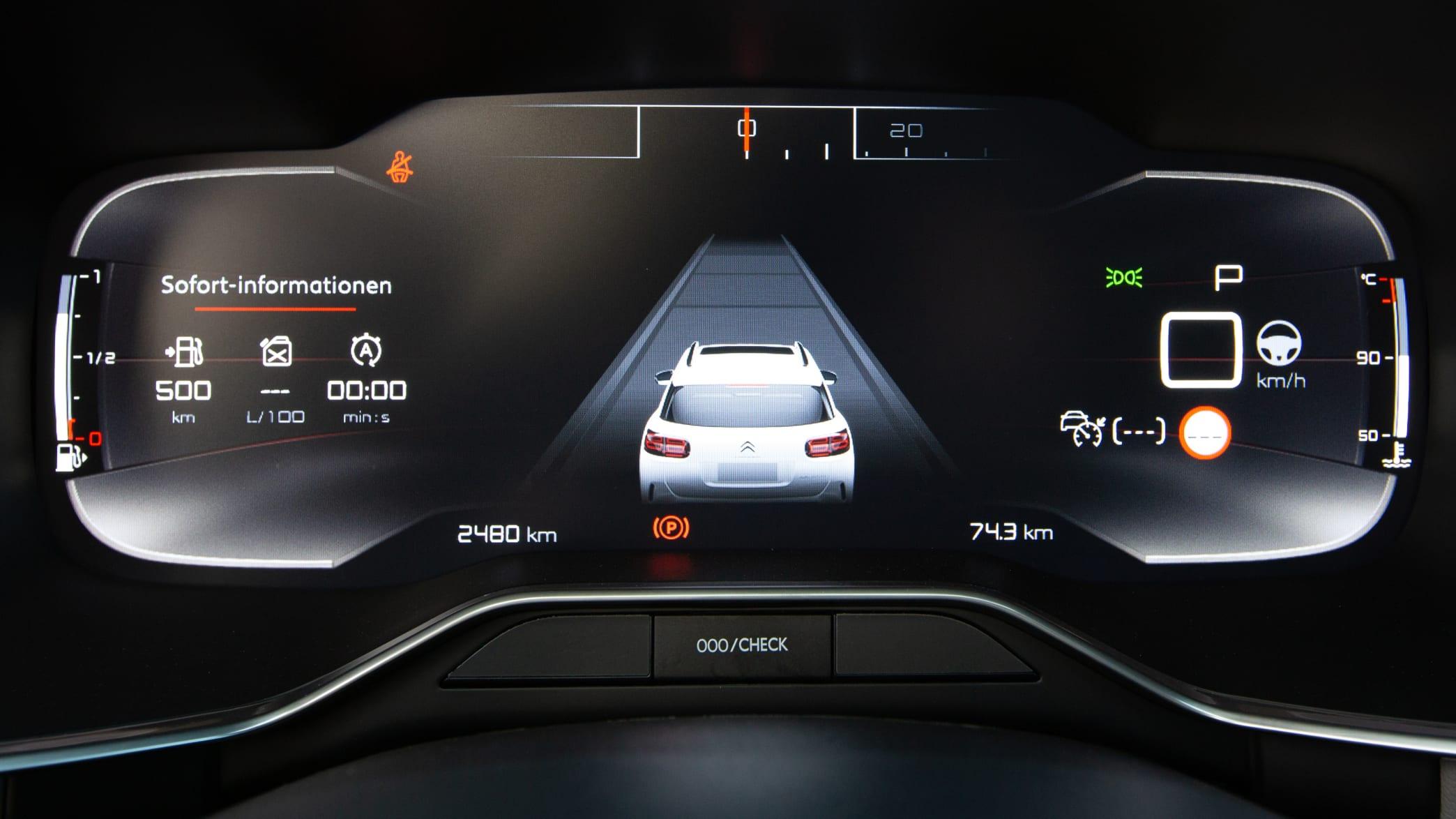 Citroën C5 Aircross: Test, Daten, Preis, Video | ADAC