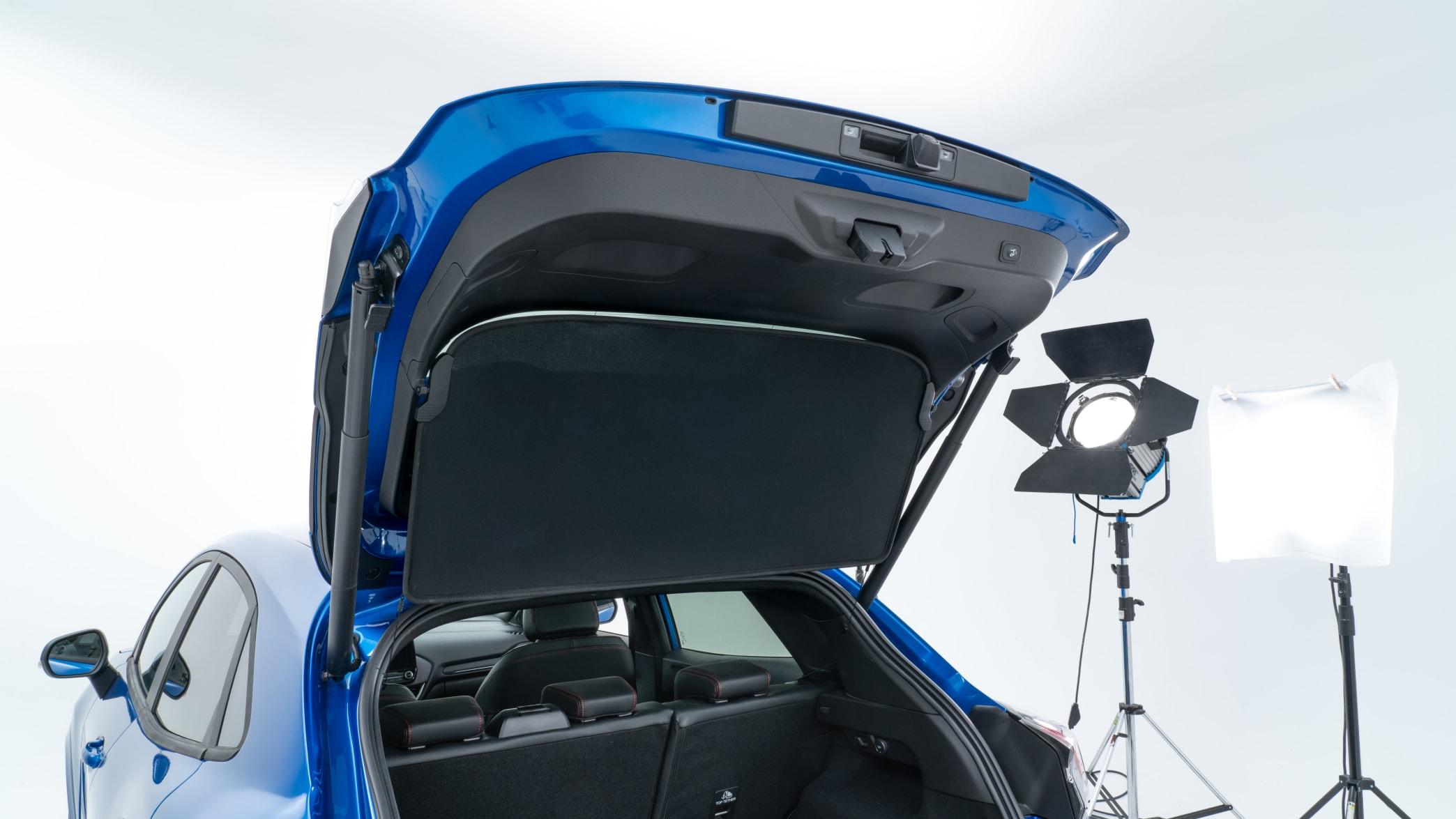 Ford Puma Kofferraumklappe