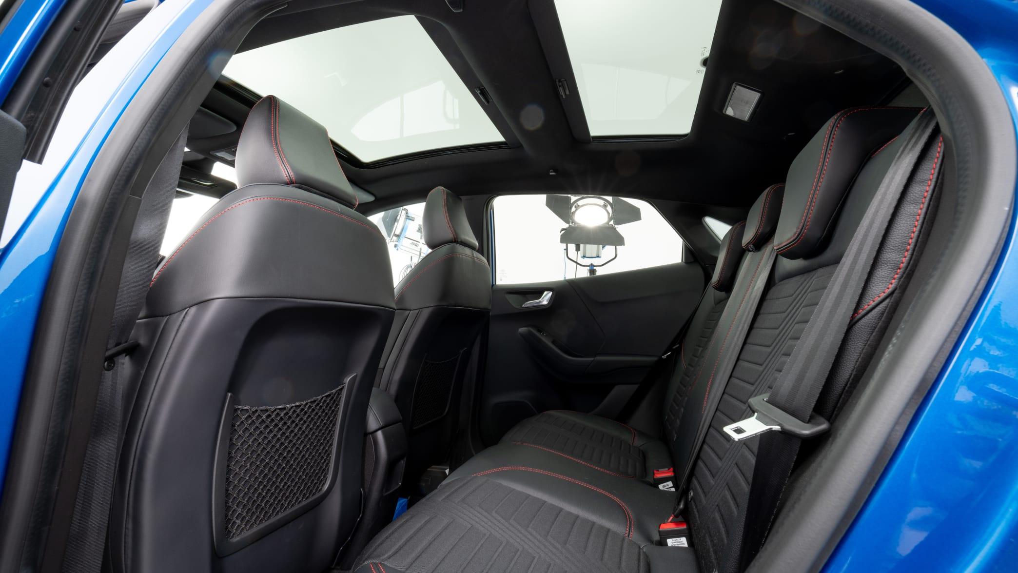 Ford Puma Rückbank