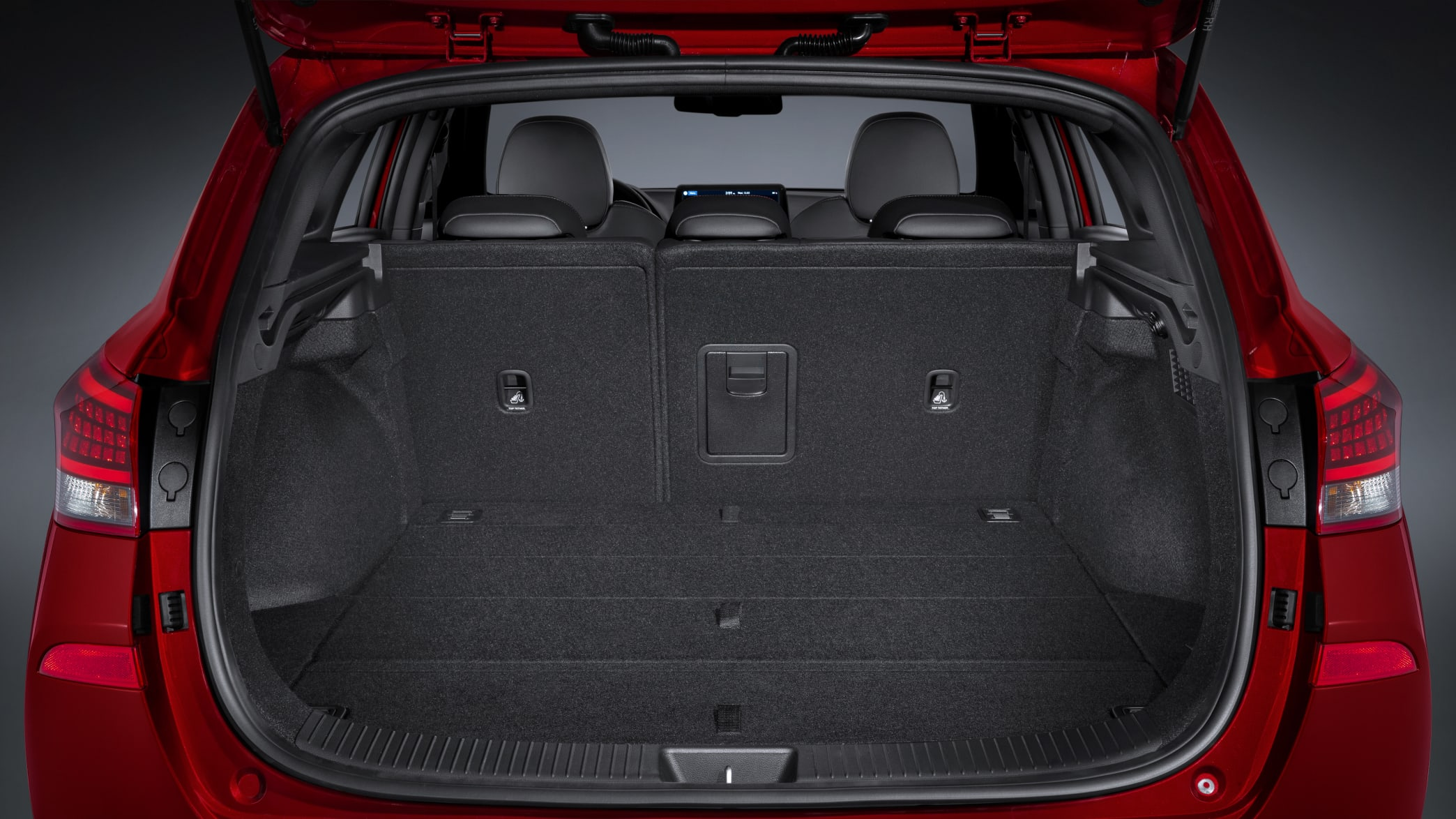 Hyundai i30 Kofferraum