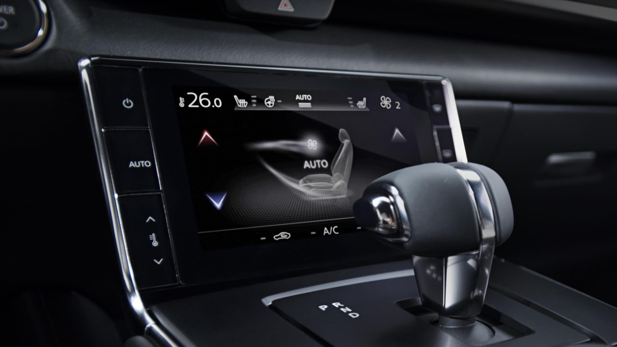 Automatikschaltung des Mazda MX-30