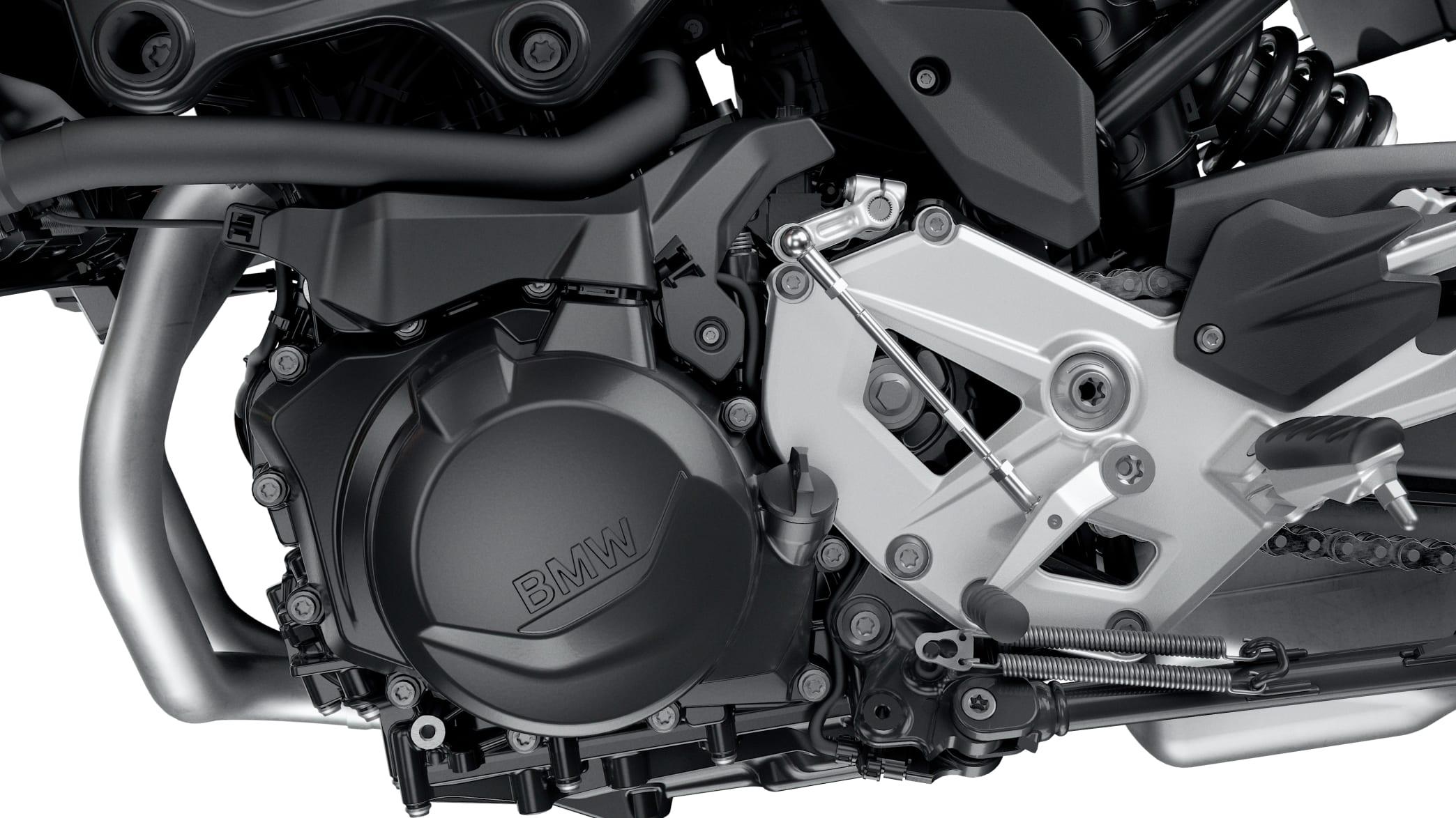 BMW F 900 R Motor