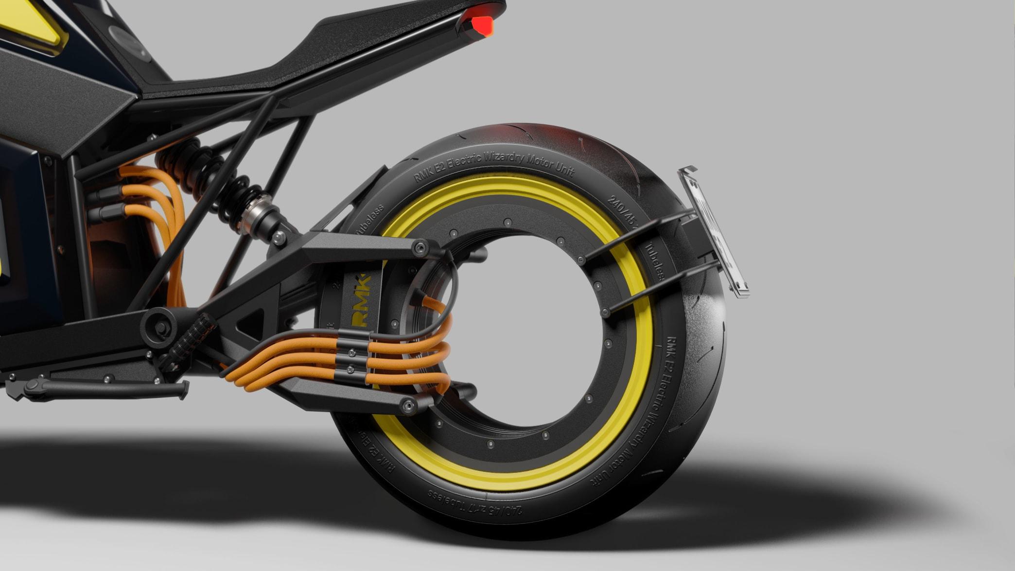 RMK E2 Reifen