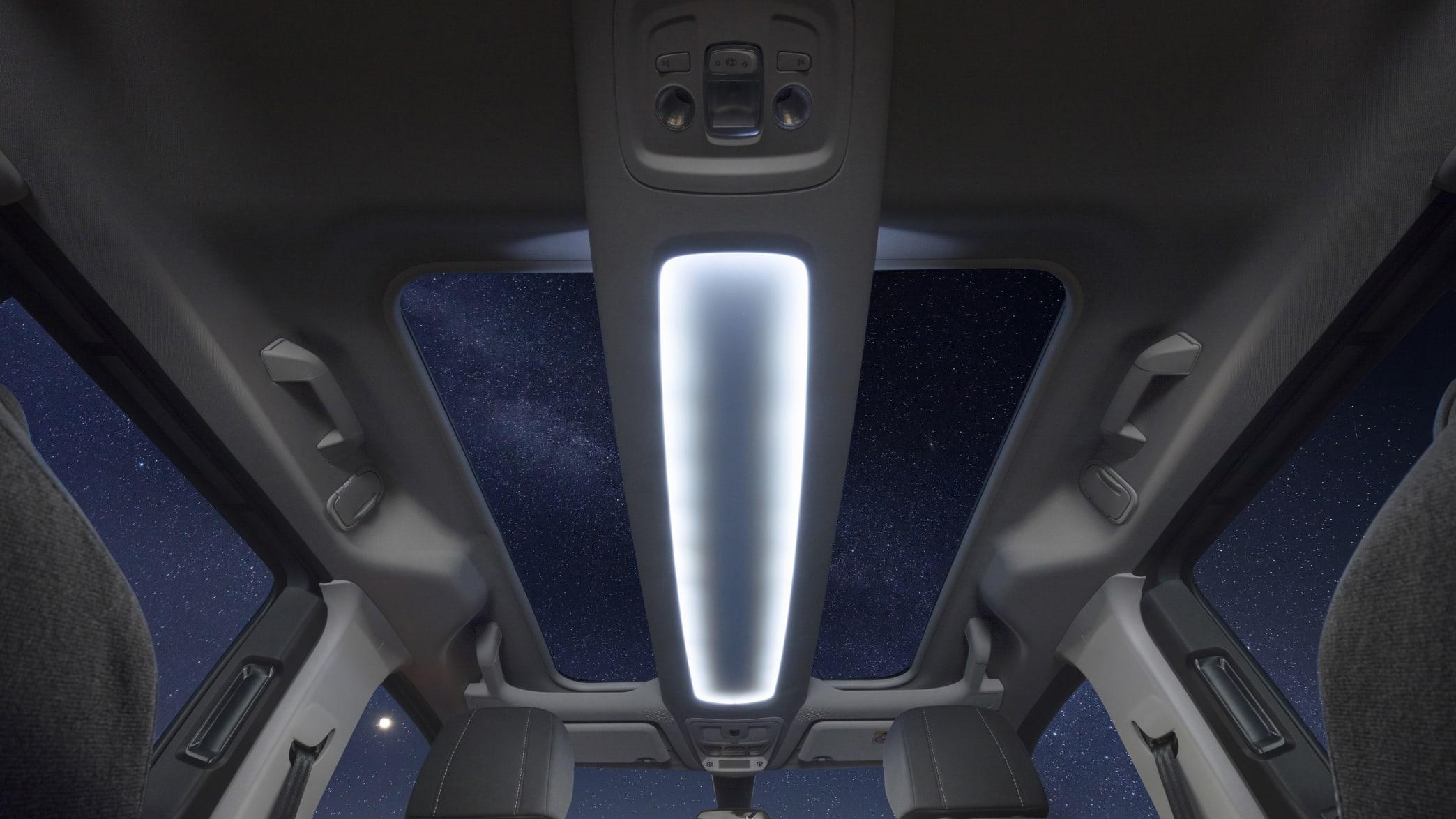 Opel Combo Panoramadach