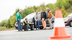 Fahrsicherheit: Kompaktkurs für Senioren