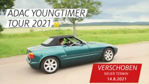 ADAC Saarland Youngtimer Tour verschoben