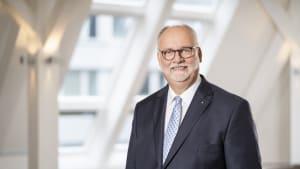ADAC Verkehrspräsident Gerhard Hillebrand